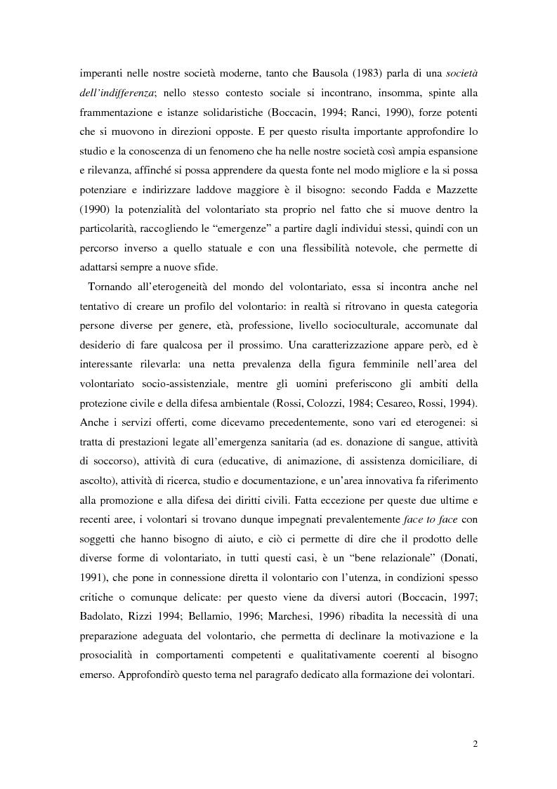 Anteprima della tesi: Aspetti narrativi dell'azione formativa. L'esperienza Abio, Pagina 5