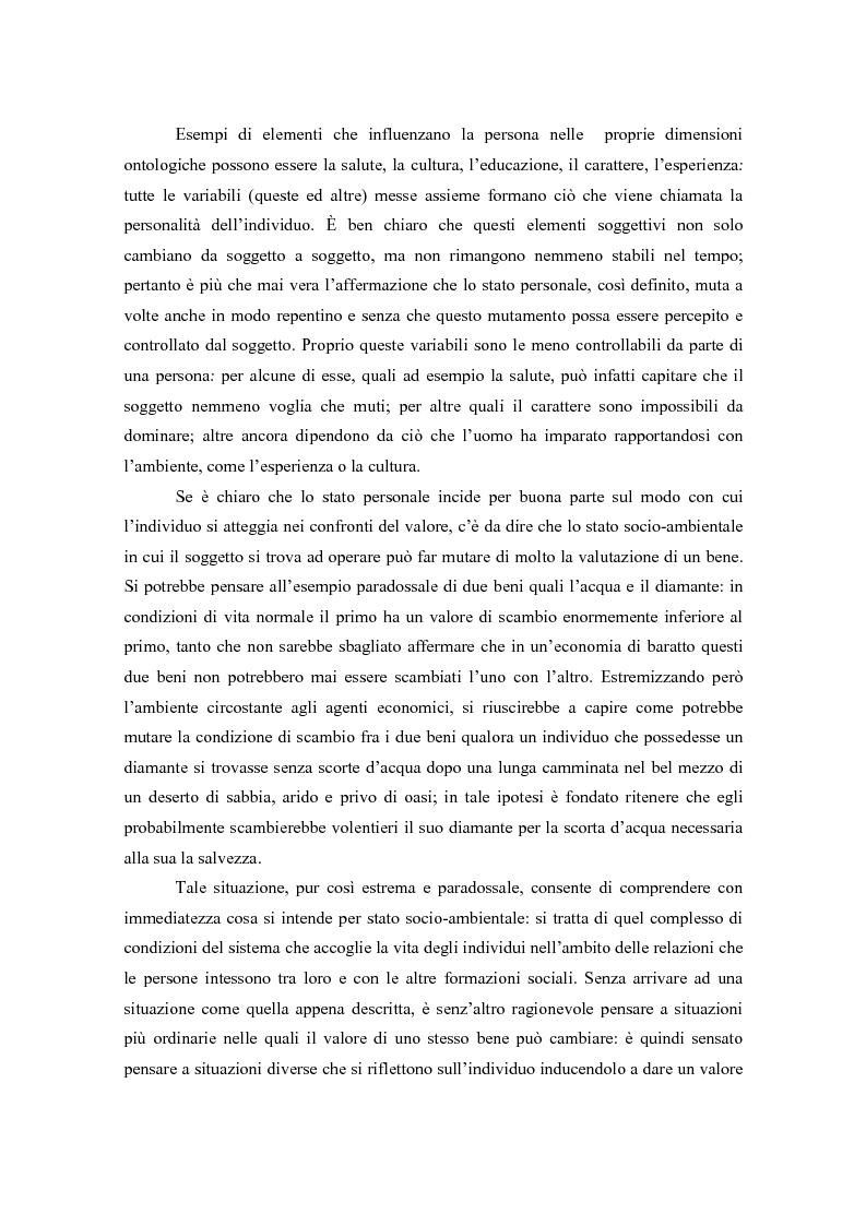 Anteprima della tesi: Il valore nella new economy. Un'analisi critica per la determinazione del capitale economico, Pagina 6