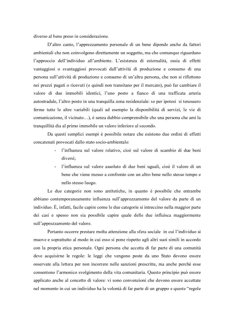 Anteprima della tesi: Il valore nella new economy. Un'analisi critica per la determinazione del capitale economico, Pagina 7