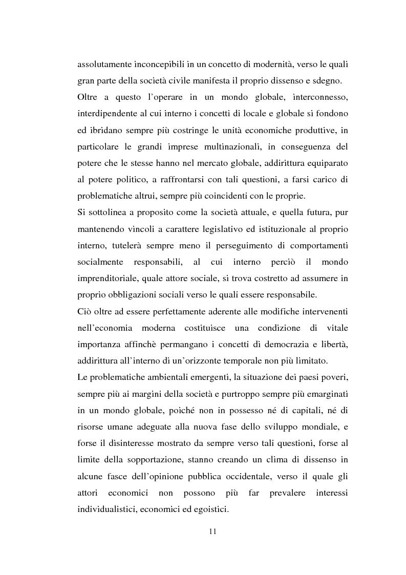 Anteprima della tesi: Processi di internazionalizzazione delle piccole e medie imprese e nuove forme di cooperazione allo sviluppo: un'esperienza di cooperazione con Cuba, Pagina 11