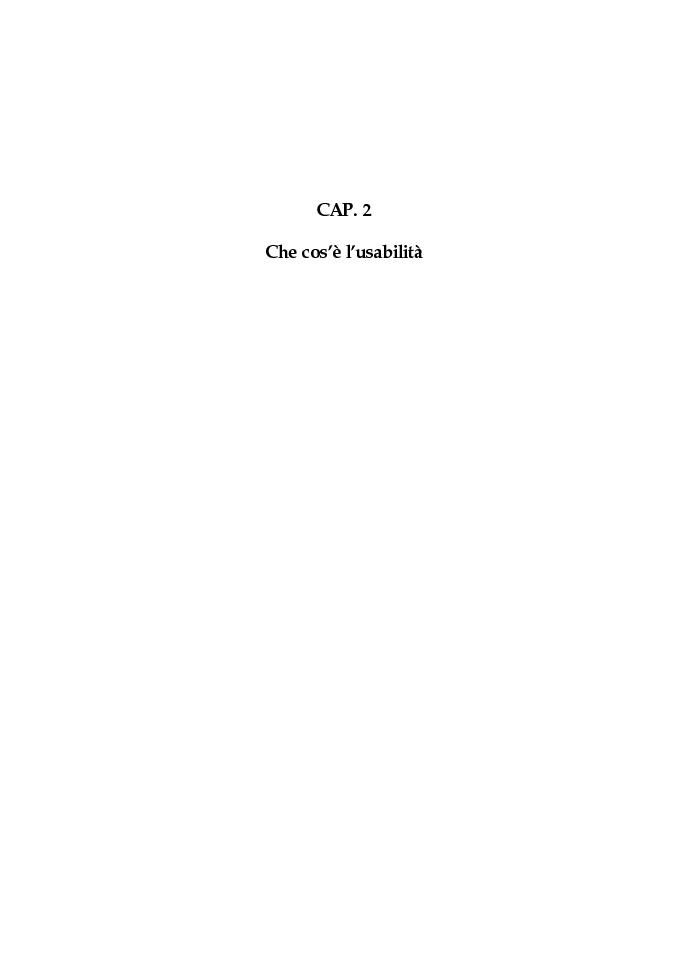 Anteprima della tesi: The Kid Factor, usabilità ed ergonomia dei siti internet per bambini, Pagina 7