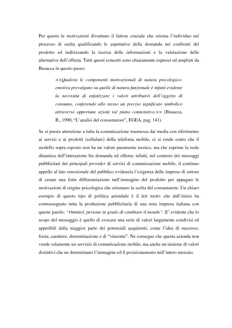 Anteprima della tesi: Strategie di sviluppo e competizione nel settore della comunicazione mobile, Pagina 15