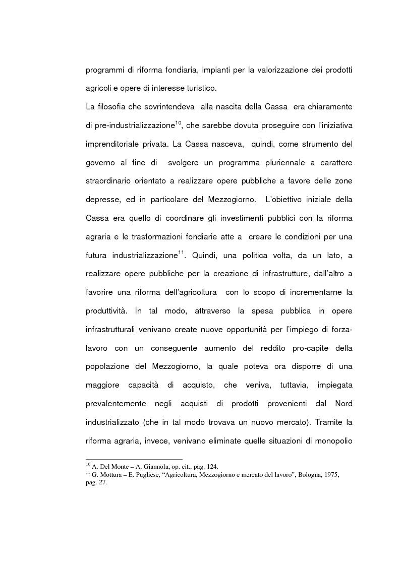 Anteprima della tesi: Un caso di sviluppo industriale: Gela e la sua area, Pagina 13