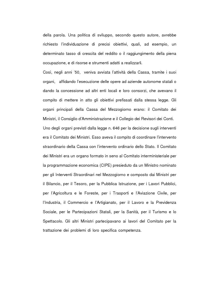 Anteprima della tesi: Un caso di sviluppo industriale: Gela e la sua area, Pagina 15