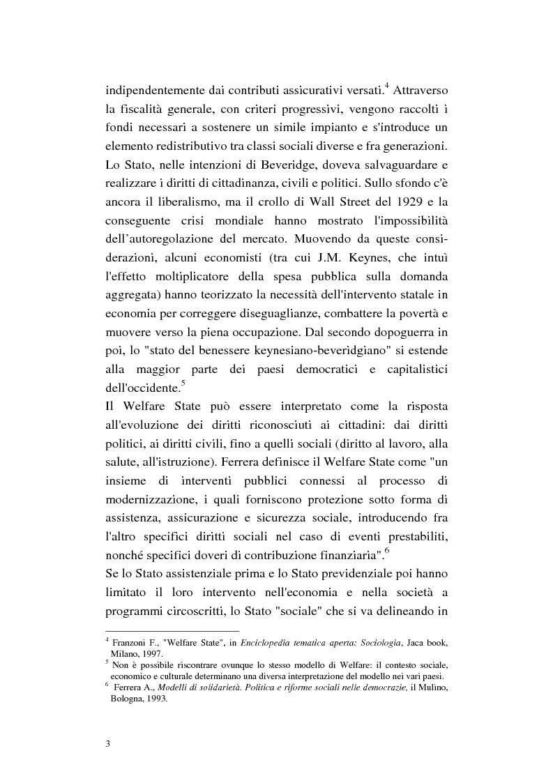 Anteprima della tesi: La cura di comunità come modello operativo di un nuovo sistema dei servizi: uno studio di caso, Pagina 7