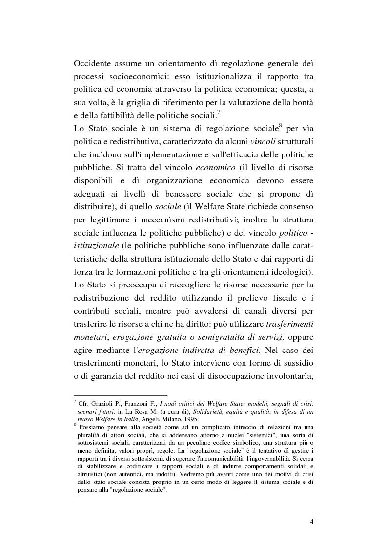 Anteprima della tesi: La cura di comunità come modello operativo di un nuovo sistema dei servizi: uno studio di caso, Pagina 8