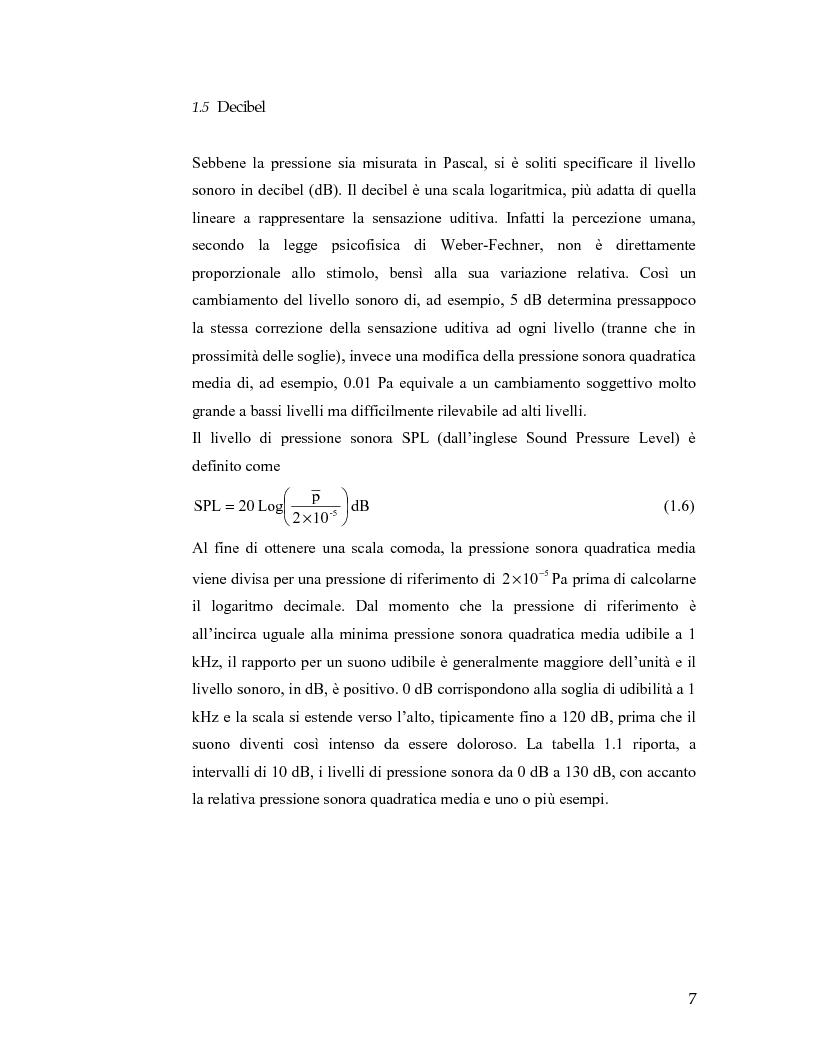 Anteprima della tesi: Aeroporto di Linate: utilizzo dell'Integrated Noise Model per prevedere il rumore generato dai decolli di MD82, Pagina 7