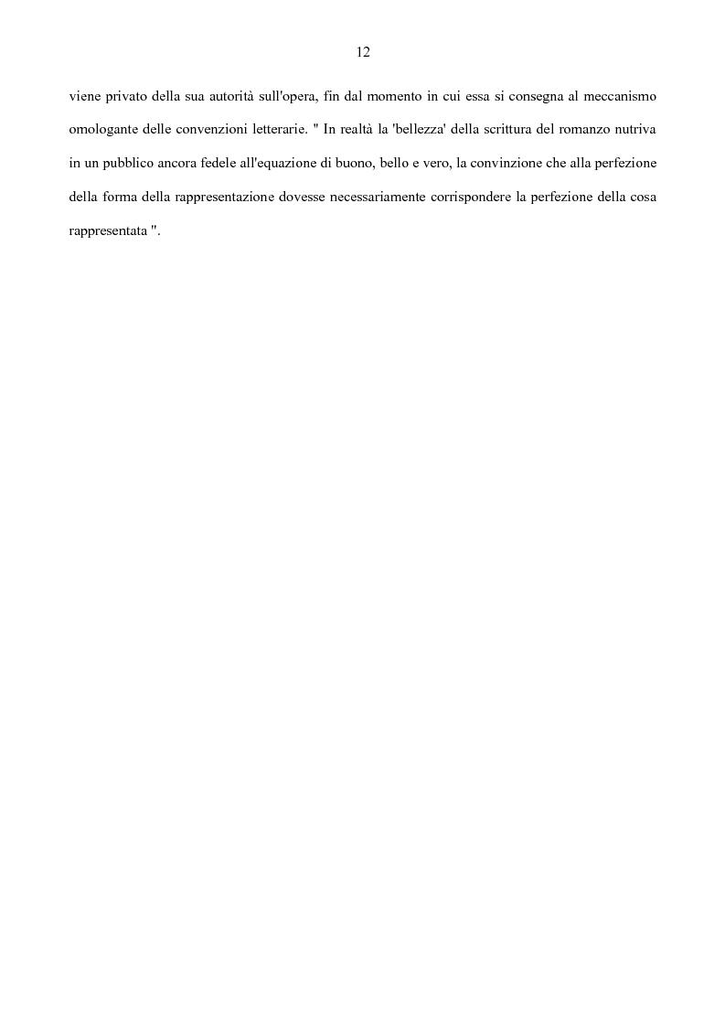 Anteprima della tesi: Il nodo intertestuale 'Werther'-'Ortis', Pagina 12