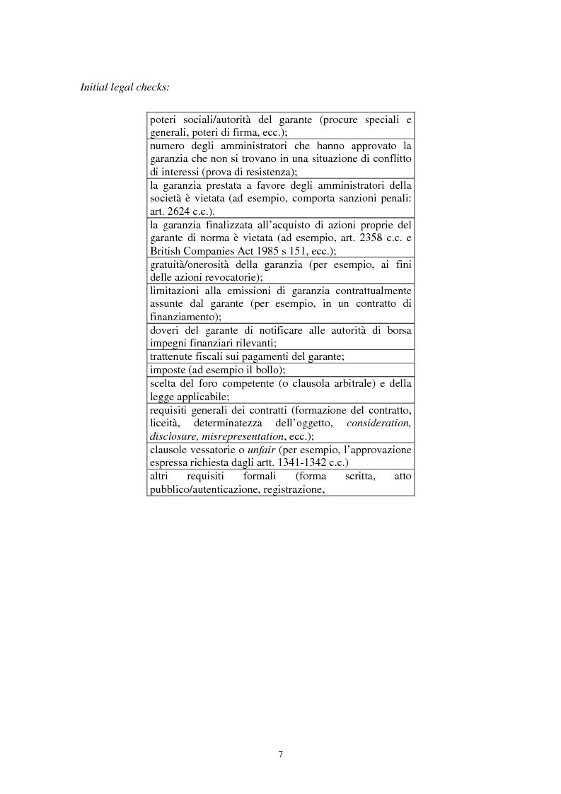 Anteprima della tesi: Le garanzie personali nel diritto civile italiano e nel diritto del commercio internazionale, Pagina 3
