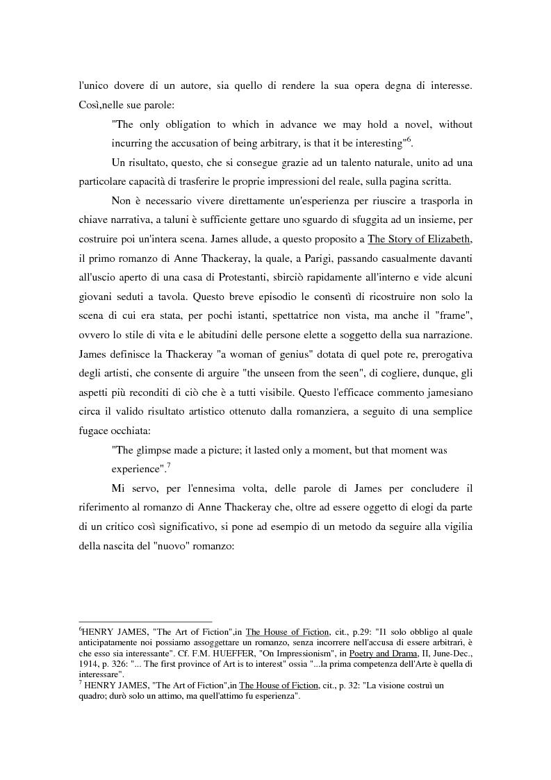 """Anteprima della tesi: L'importanza della ''New Form"""" nella narrativa di Jean Rhys, Pagina 6"""