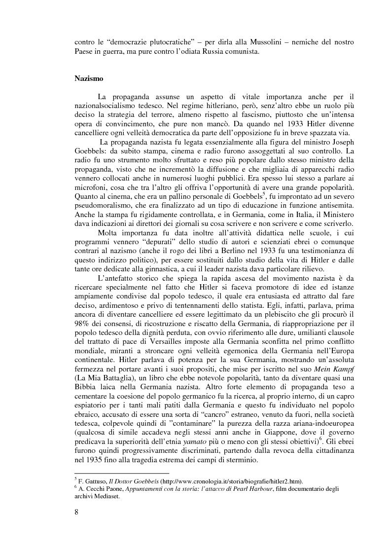 Anteprima della tesi: Comunicazione politica e processo elettorale: uno studio sulle elezioni del 1996 e del 2001, Pagina 7