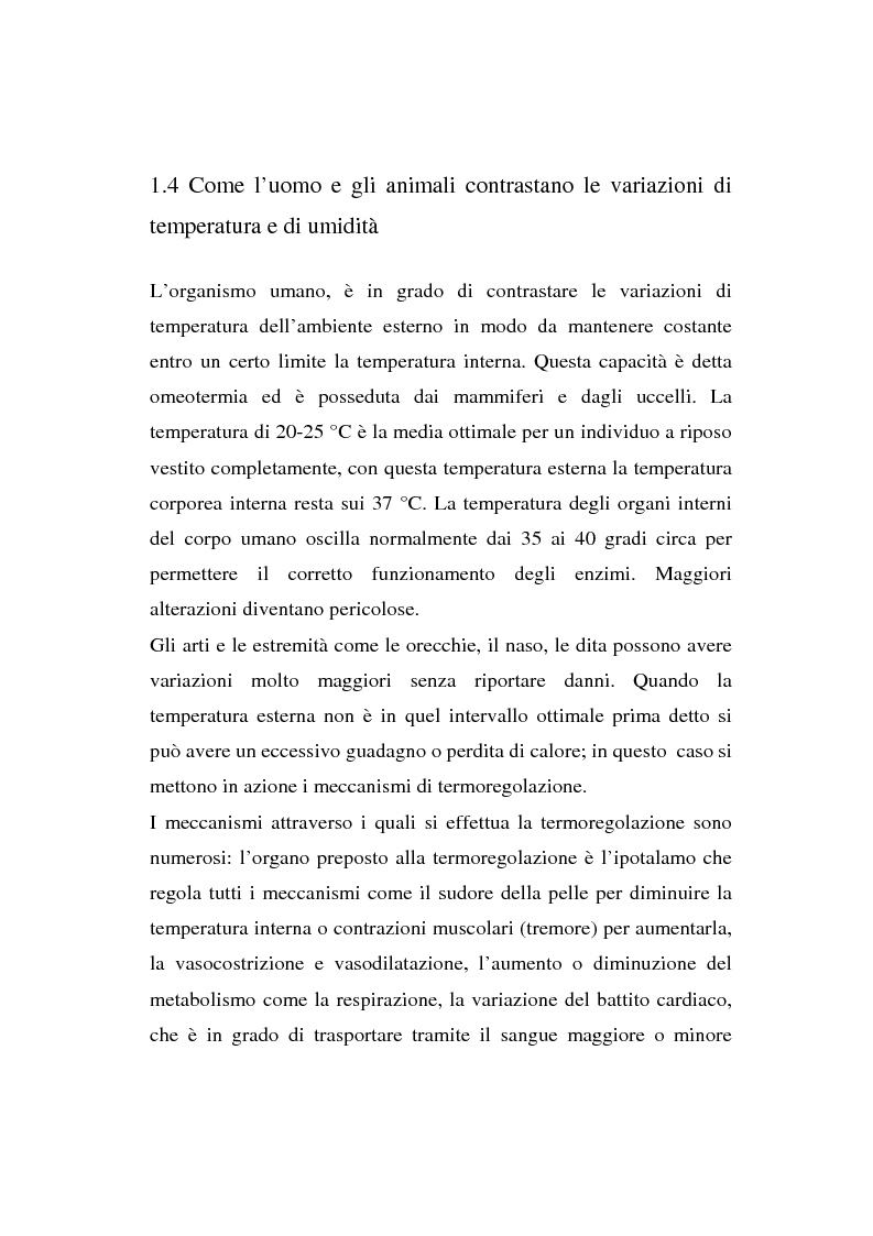 Anteprima della tesi: Fattori meteorologici: impatto su qualità della vita e salute, Pagina 14