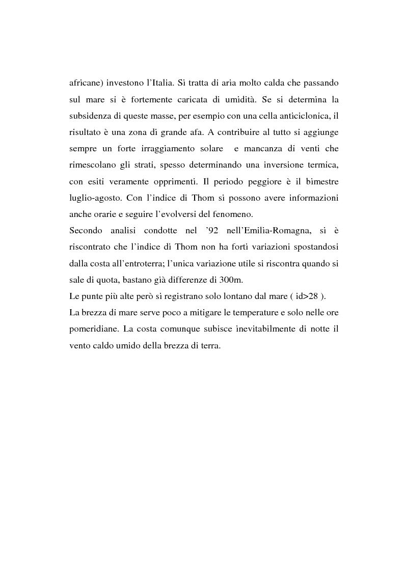 Anteprima della tesi: Fattori meteorologici: impatto su qualità della vita e salute, Pagina 9