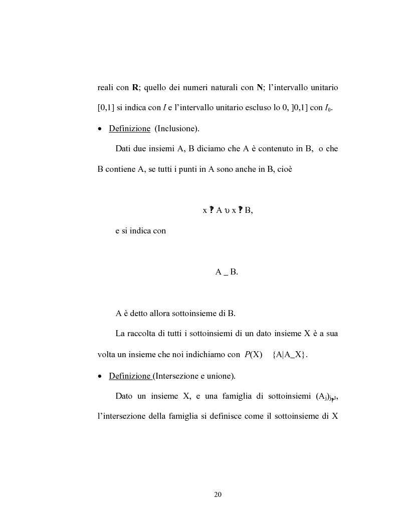 Anteprima della tesi: La misura e la dinamica del consenso in un gruppo di persone che prendono decisioni, Pagina 14