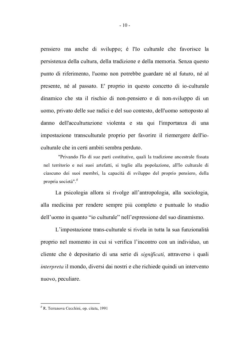 Anteprima della tesi: La coppia iraniana in Italia. La relazione di coppia, tra tradizione e migrazione., Pagina 10
