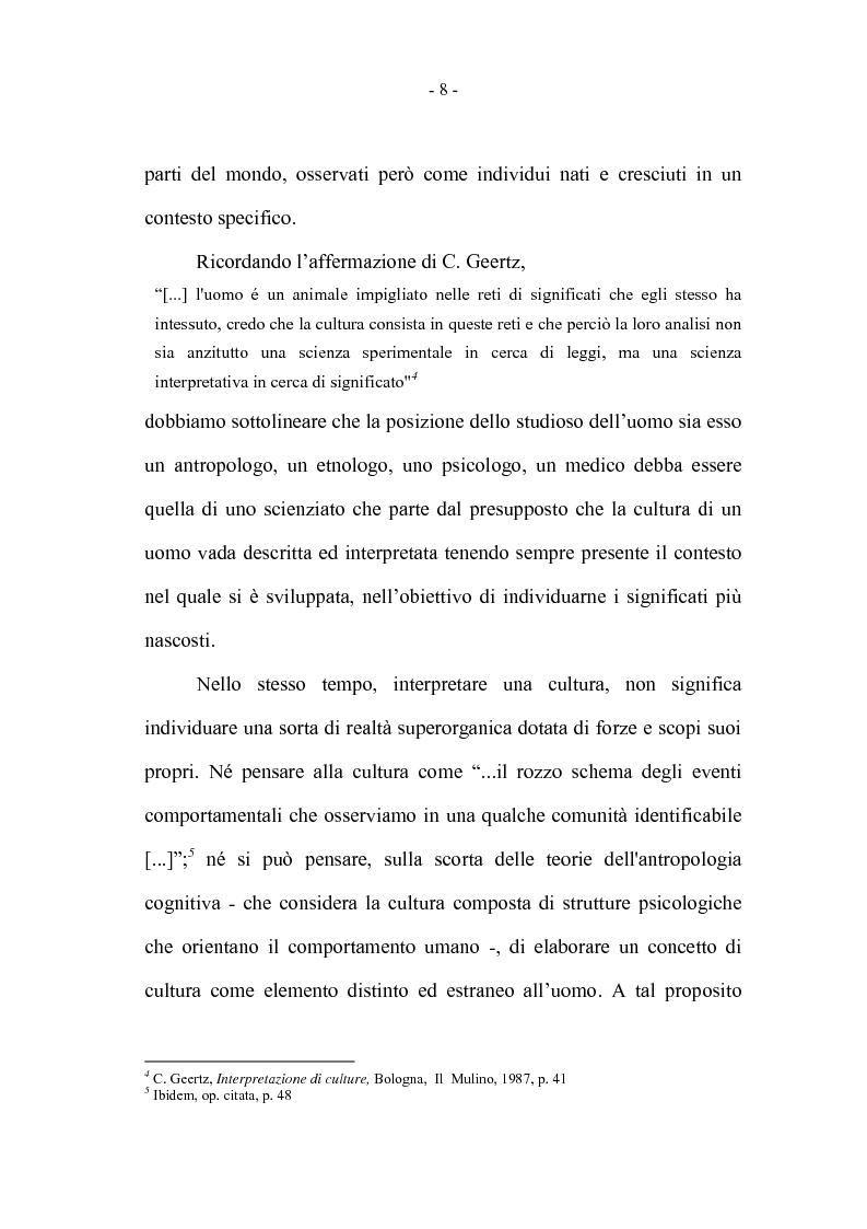 Anteprima della tesi: La coppia iraniana in Italia. La relazione di coppia, tra tradizione e migrazione., Pagina 8