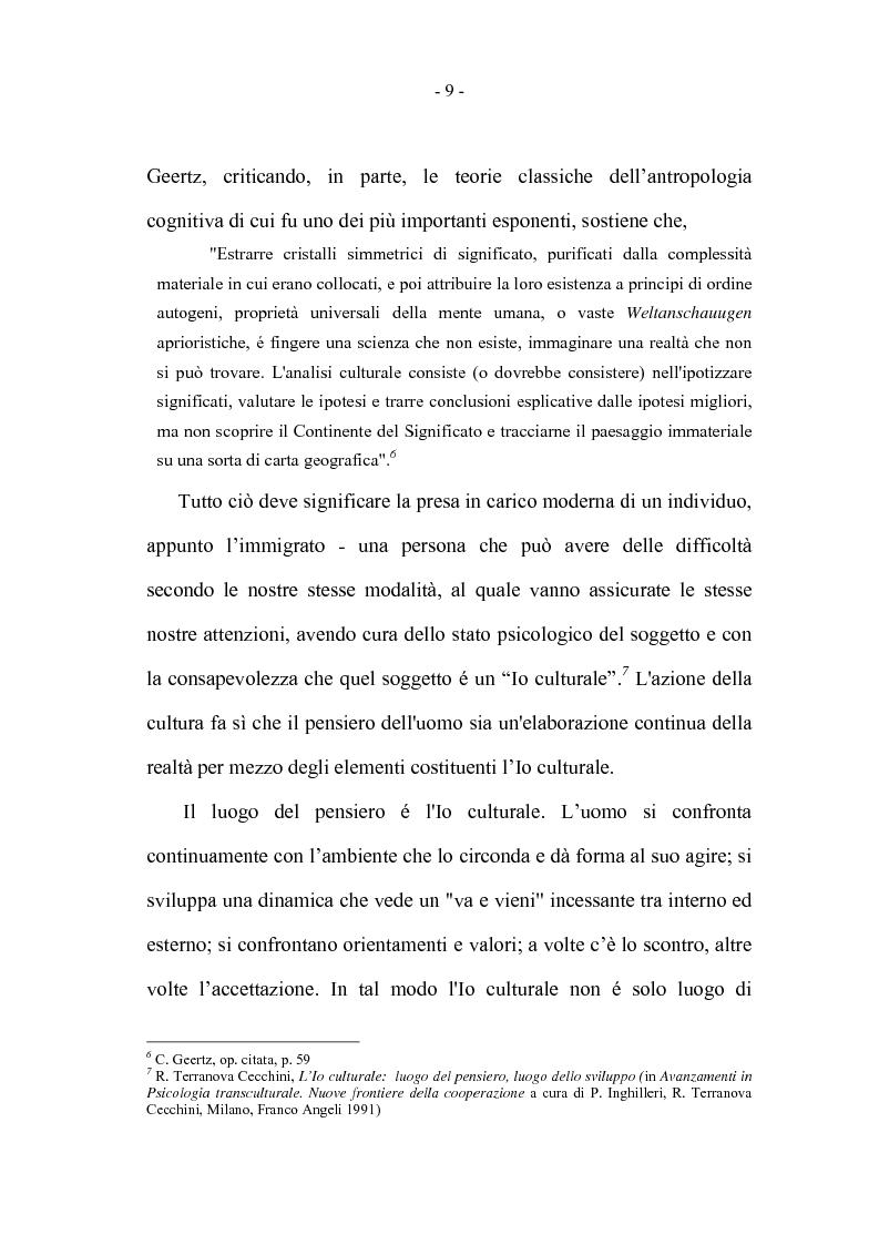 Anteprima della tesi: La coppia iraniana in Italia. La relazione di coppia, tra tradizione e migrazione., Pagina 9
