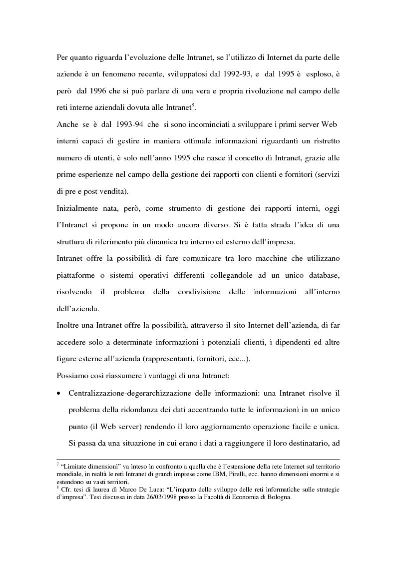 Anteprima della tesi: Il ruolo delle banche nel commercio elettronico, Pagina 14