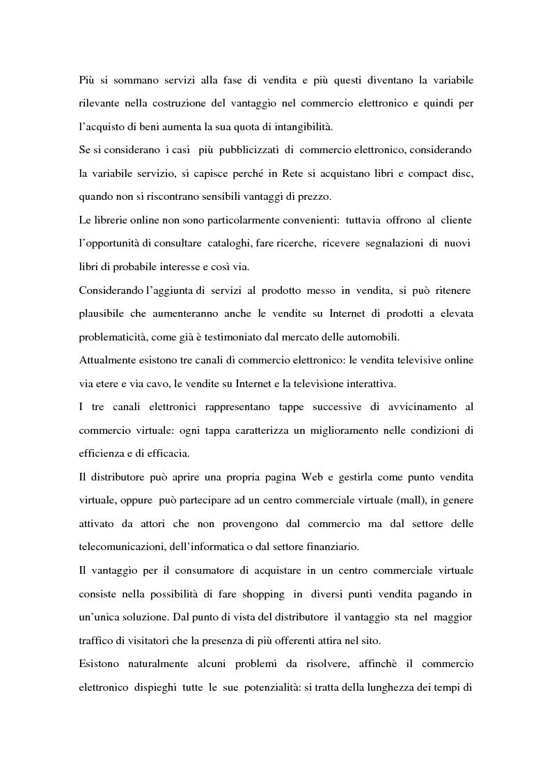 Anteprima della tesi: Il ruolo delle banche nel commercio elettronico, Pagina 6