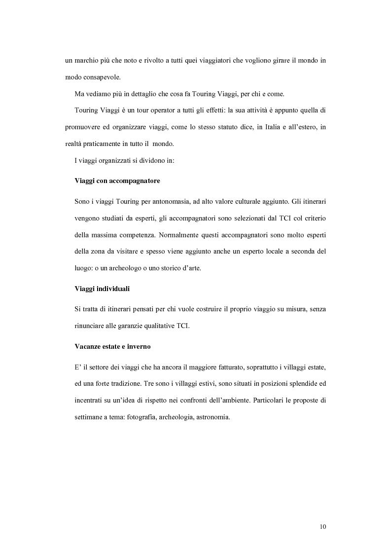 Anteprima della tesi: La valutazione dell'efficacia dei siti web, Pagina 8