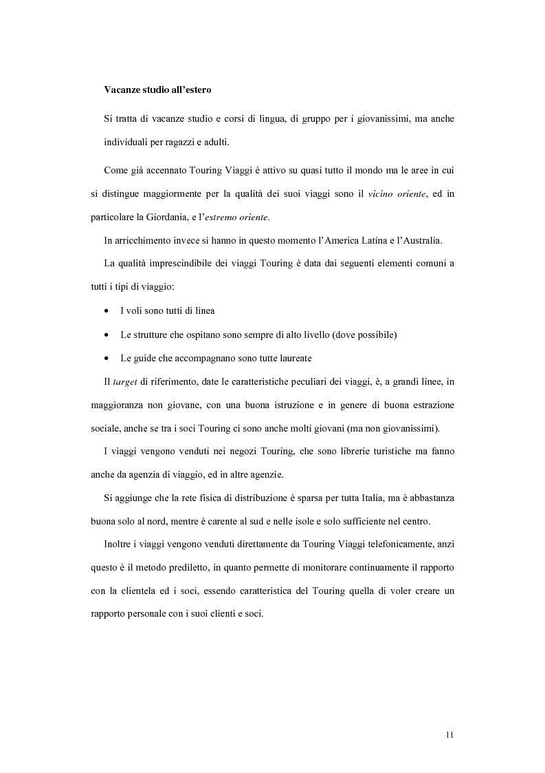 Anteprima della tesi: La valutazione dell'efficacia dei siti web, Pagina 9