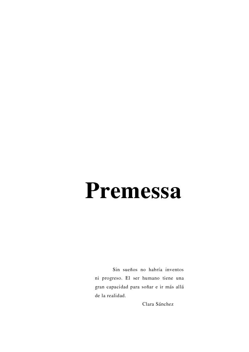 Anteprima della tesi: Últimas noticias de Clara Sánchez, Pagina 1