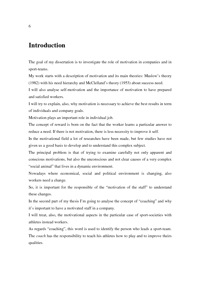 Motivation to complete dissertation