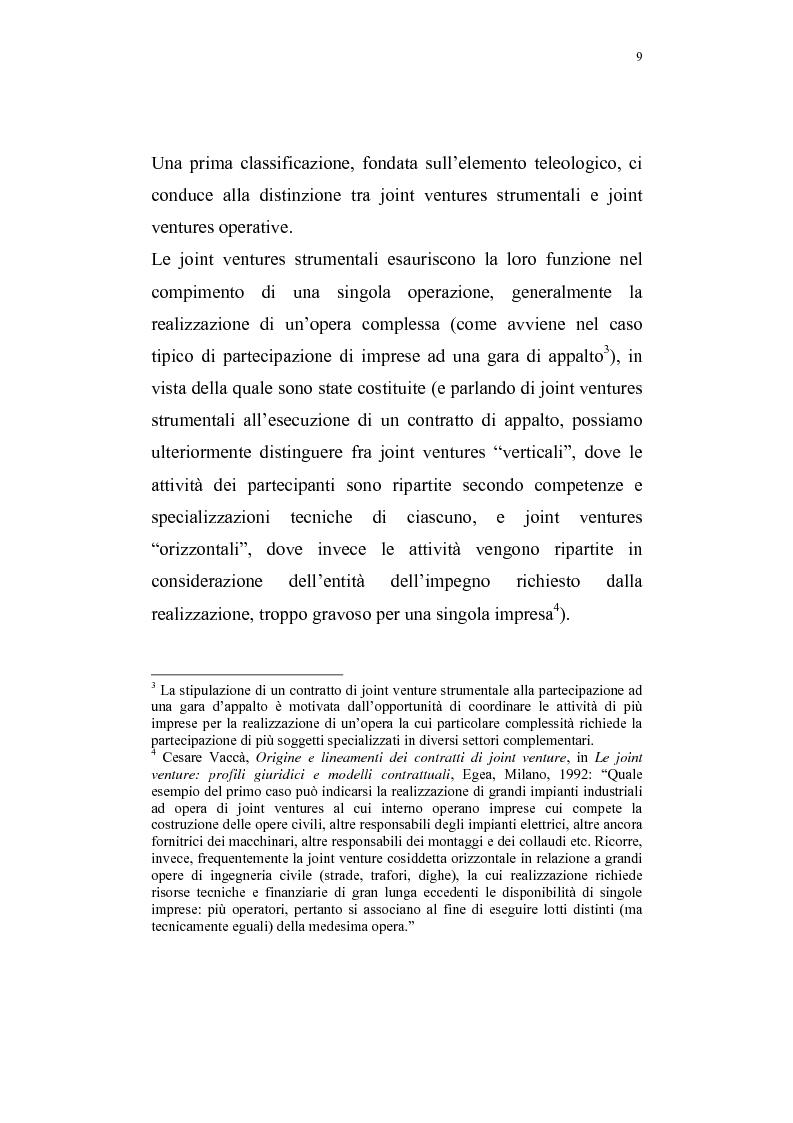 Anteprima della tesi: La costituzione di joint ventures miste con i paesi PECO, Pagina 5