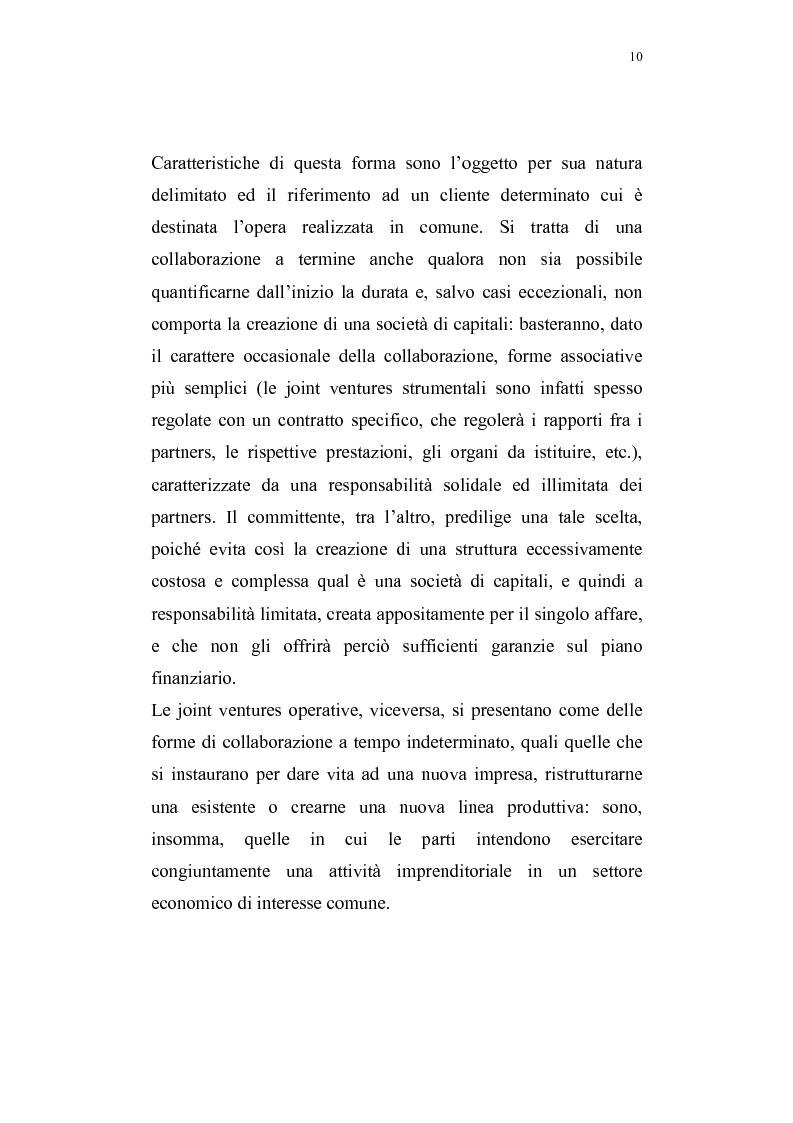 Anteprima della tesi: La costituzione di joint ventures miste con i paesi PECO, Pagina 6