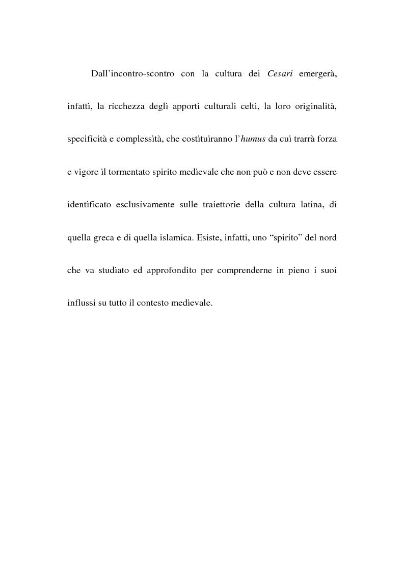 Anteprima della tesi: L'Europa precristiana e il sistema filosofico-religioso dei Celti, Pagina 10