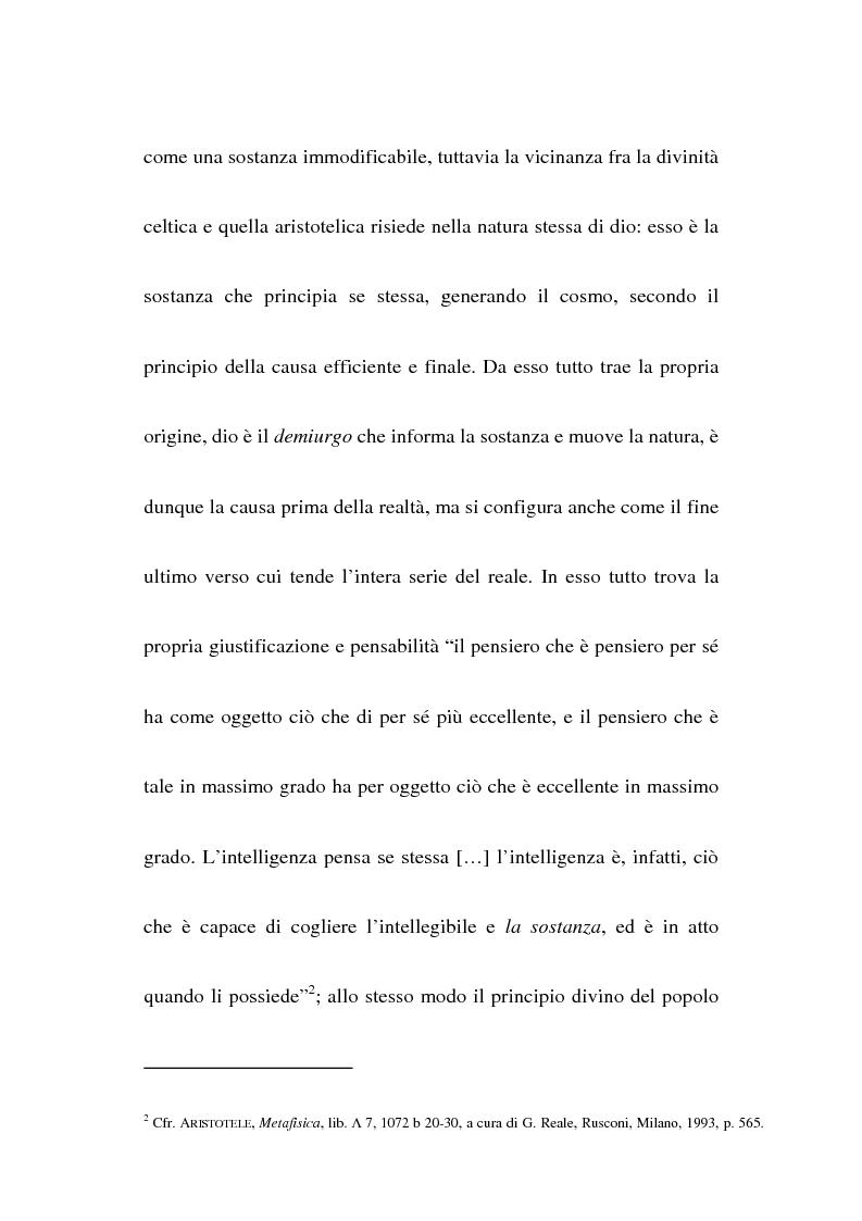 Anteprima della tesi: L'Europa precristiana e il sistema filosofico-religioso dei Celti, Pagina 14