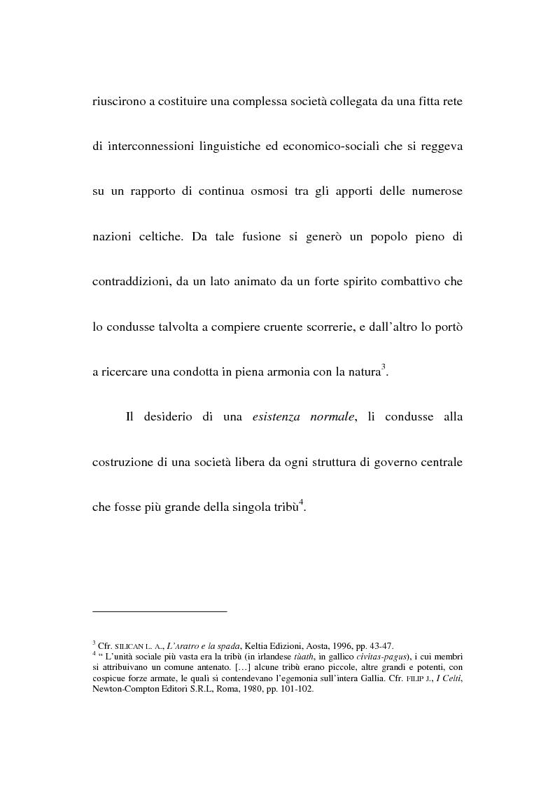 Anteprima della tesi: L'Europa precristiana e il sistema filosofico-religioso dei Celti, Pagina 3