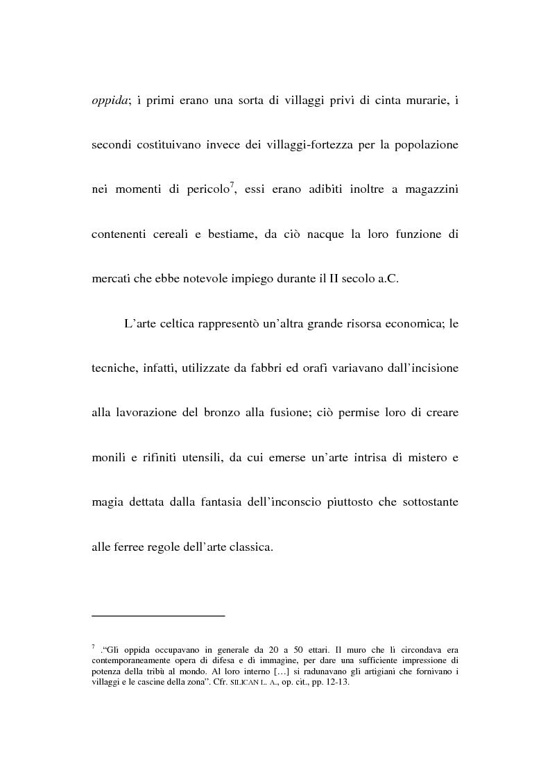 Anteprima della tesi: L'Europa precristiana e il sistema filosofico-religioso dei Celti, Pagina 8