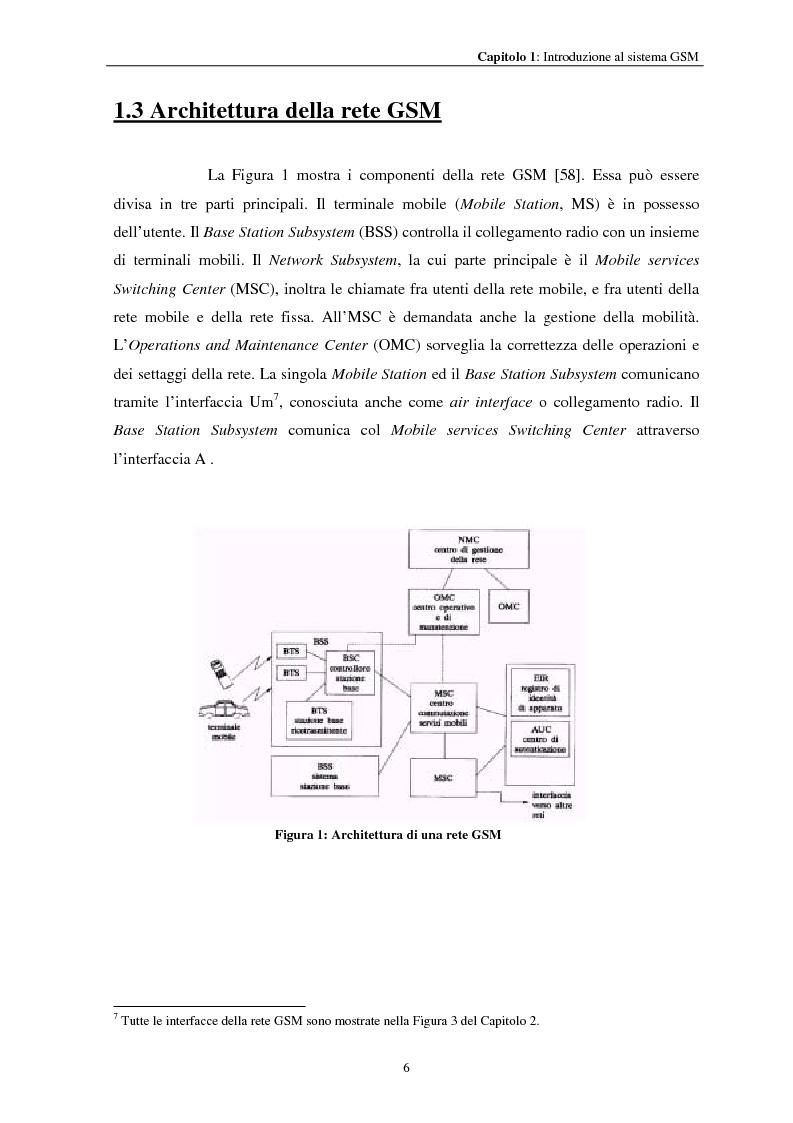 Anteprima della tesi: Misure a radiofrequenza per la verifica di conformità di terminali mobili GSM: aspetti normativi e nuove proposte, Pagina 9