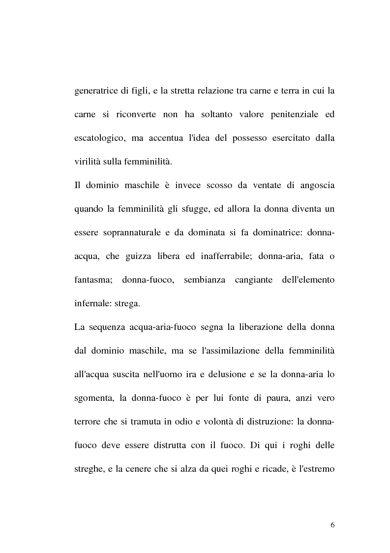 Anteprima della tesi: Triora, la città del male: streghe diavoli inquisitori nel Ponente Ligure rinascimentale, Pagina 6