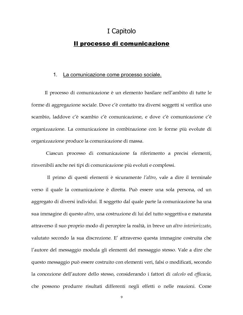 Anteprima della tesi: La costruzione simbolica del nemico nella comunicazione politica, Pagina 6