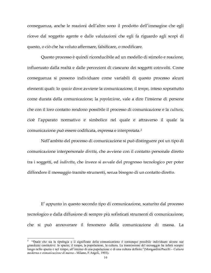 Anteprima della tesi: La costruzione simbolica del nemico nella comunicazione politica, Pagina 7