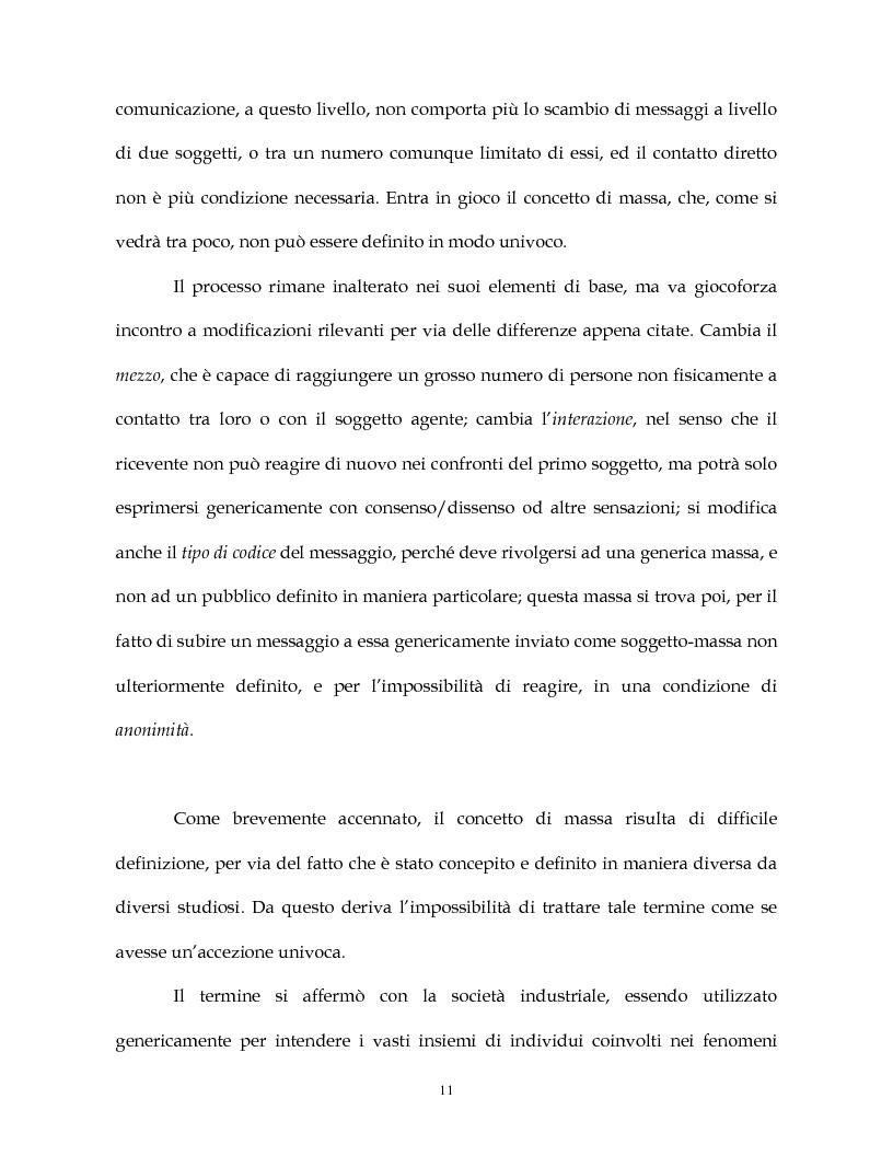 Anteprima della tesi: La costruzione simbolica del nemico nella comunicazione politica, Pagina 8