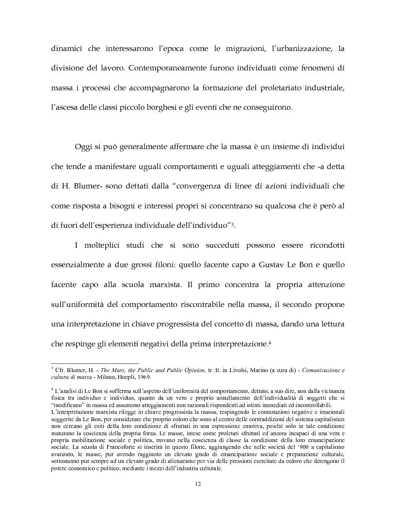 Anteprima della tesi: La costruzione simbolica del nemico nella comunicazione politica, Pagina 9
