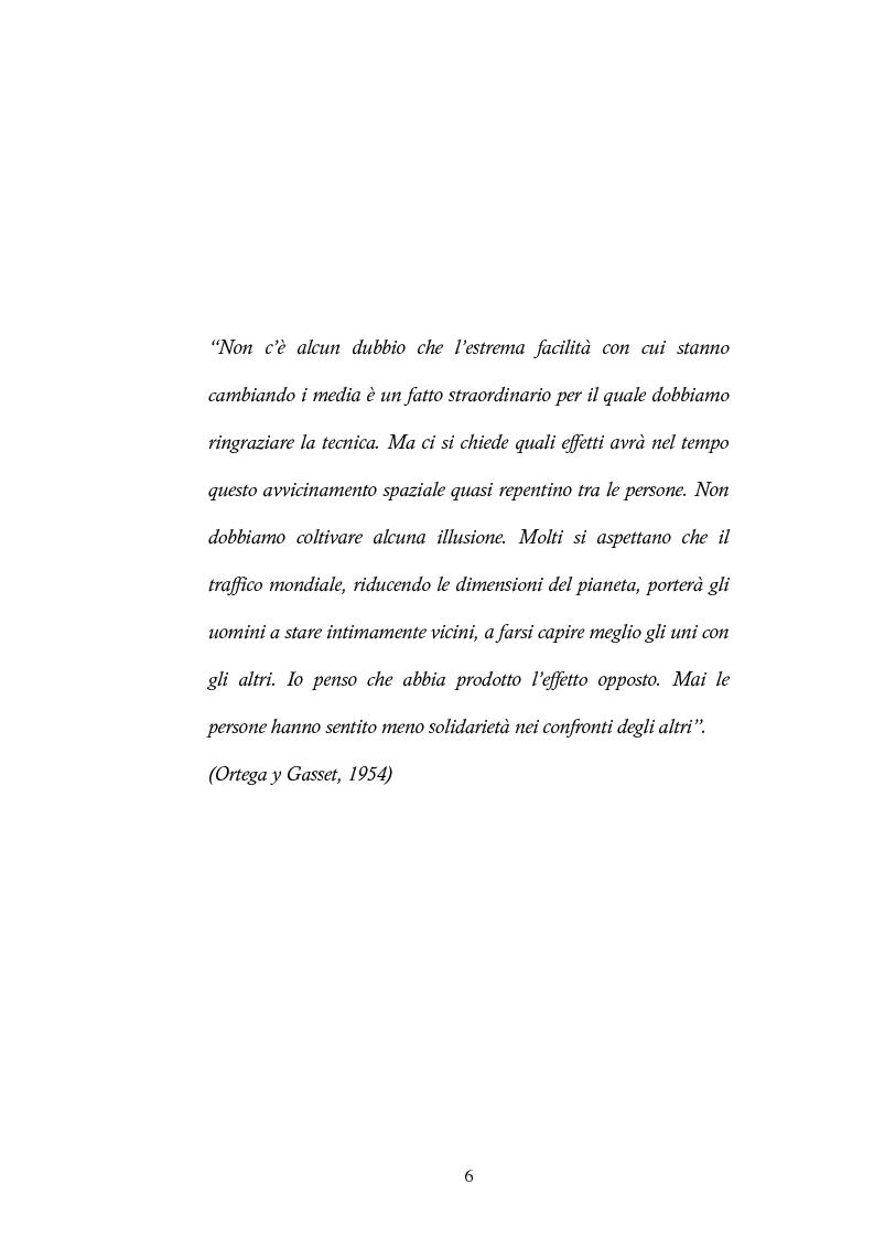 Anteprima della tesi: L'attesa mediatica: il G8 di Genova nella stampa italiana, Pagina 3