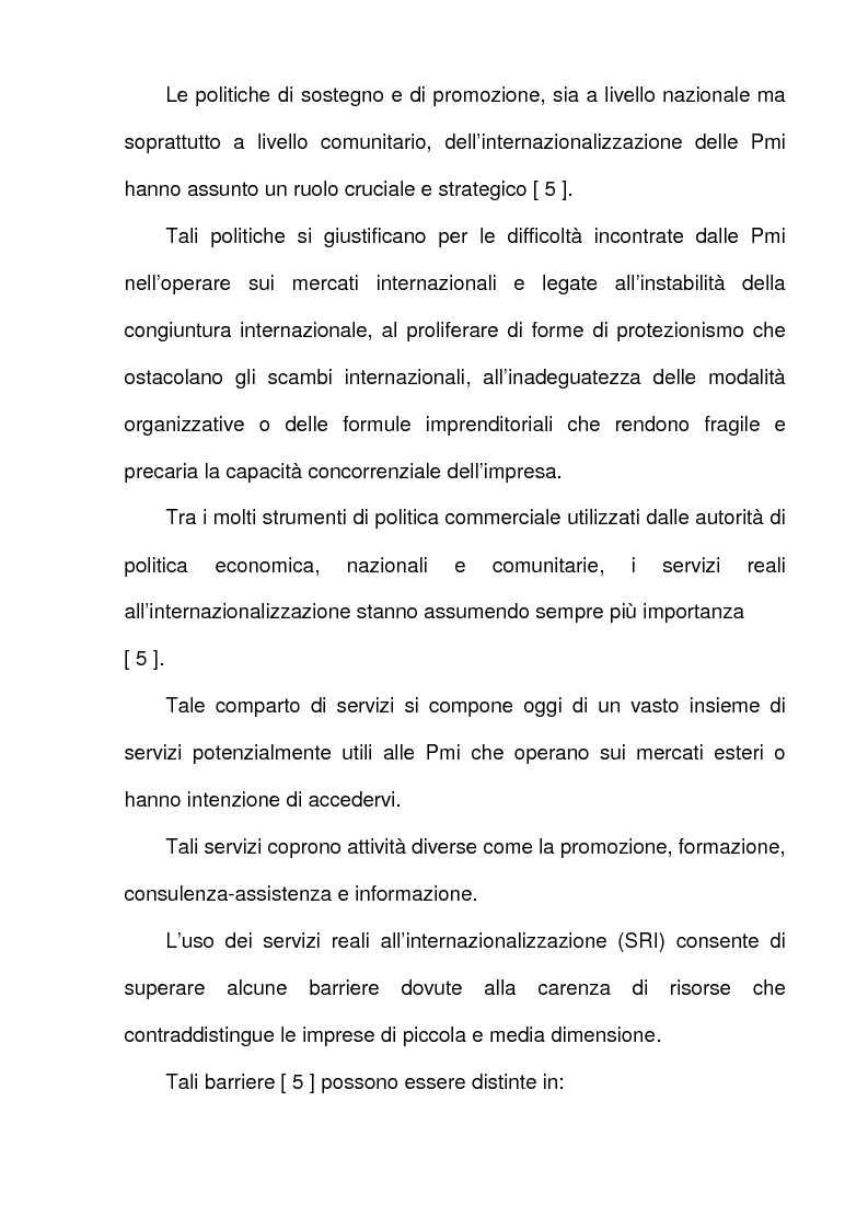 Anteprima della tesi: L'azione dell'Unione Europea a favore delle Piccole e Medie Imprese, Pagina 12