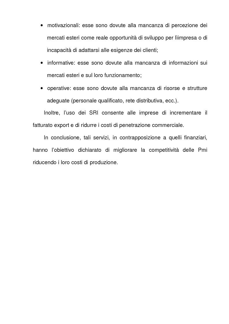 Anteprima della tesi: L'azione dell'Unione Europea a favore delle Piccole e Medie Imprese, Pagina 13