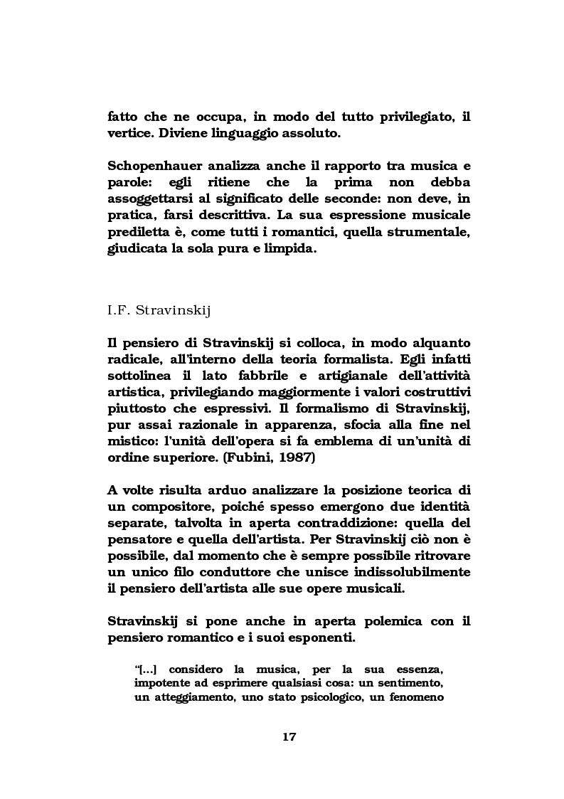 Anteprima della tesi: La musica come strumento di comunicazione aziendale, Pagina 12