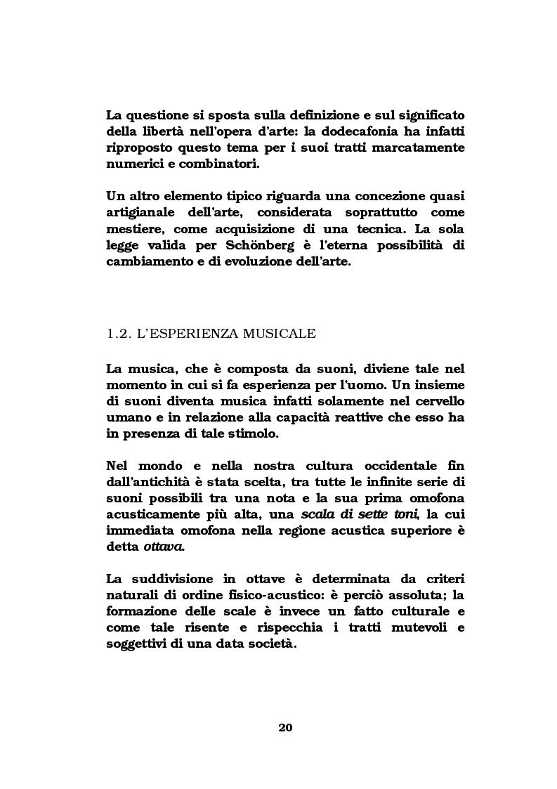 Anteprima della tesi: La musica come strumento di comunicazione aziendale, Pagina 15