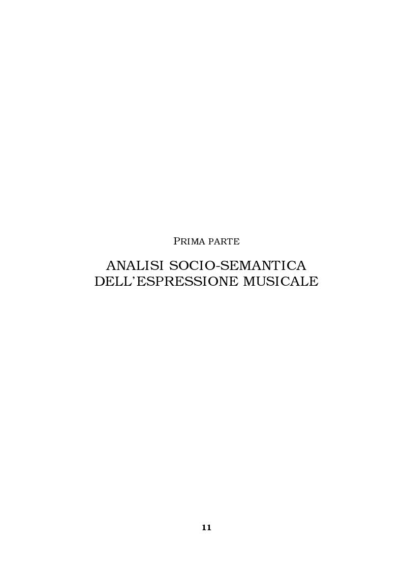 Anteprima della tesi: La musica come strumento di comunicazione aziendale, Pagina 6