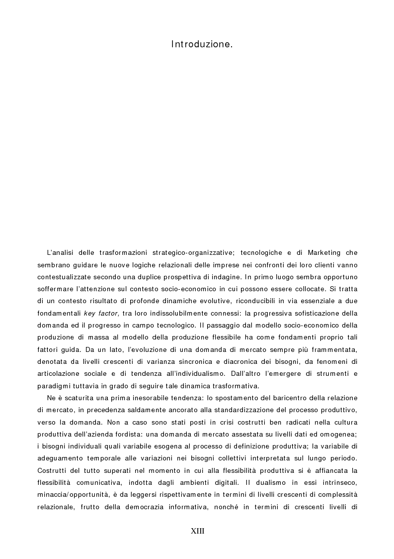 e-crm thesis Organizational and hr alignment, customer service and customer e-service   strategic perspective of crm implementation in the digital era - phd thesis.