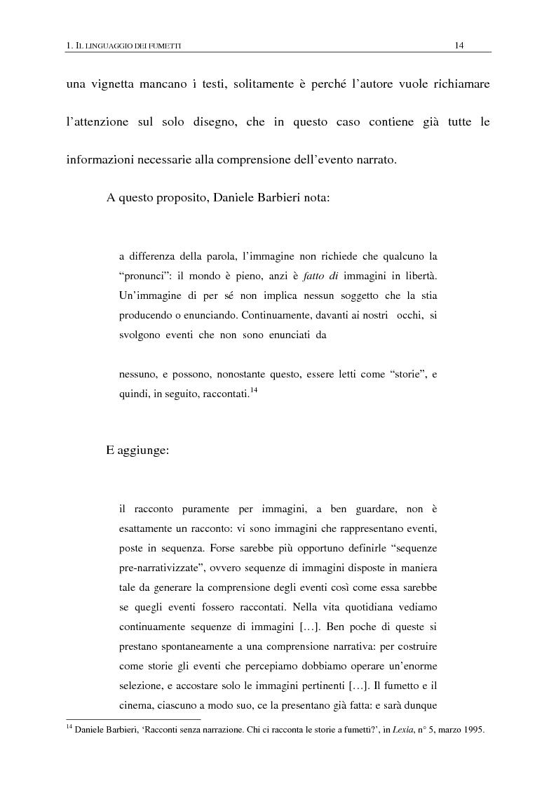 Anteprima della tesi: Dylan Dog; ovvero: come navigare nei saperi di ogni tempo e cultura, Pagina 12
