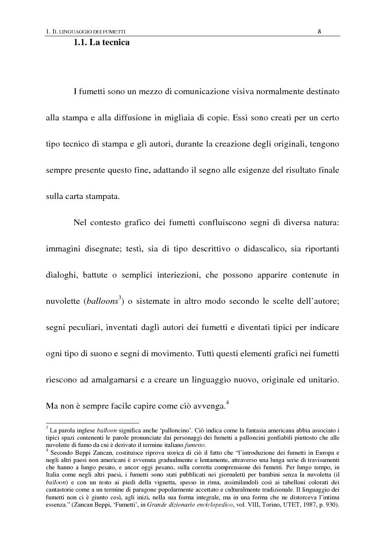 Anteprima della tesi: Dylan Dog; ovvero: come navigare nei saperi di ogni tempo e cultura, Pagina 6