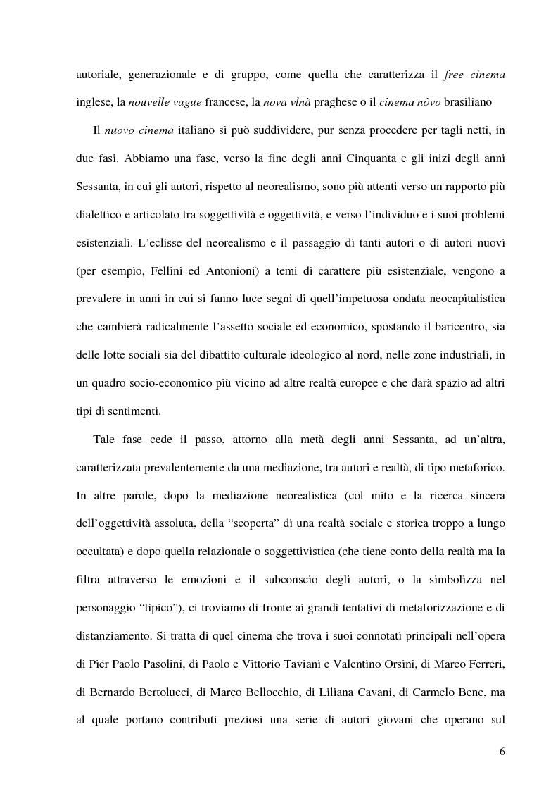 Anteprima della tesi: Politica e militanza: le riviste cinematografiche negli anni Settanta, Pagina 6