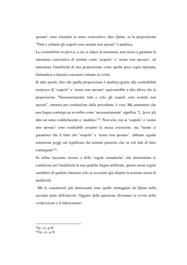 Anteprima della tesi: La filosofia della scienza di Hilary Putnam, Pagina 6